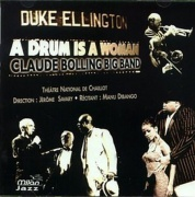 CD DRUM IS A WOMAN, A - Original Cast 1996
