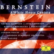 CD WHITE HOUSE CANTATA, A - Studio Cast 2000