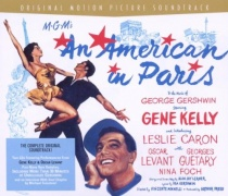 CD AN AMERICAN IN PARIS - Original Filmsoundtrack 1951