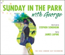 CD SUNDAY IN THE PARK WITH GEORGE - Original London Cast 2006