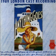 CD ANYTHING GOES - London Revival Cast 1989