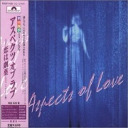 CD ASPECTS OF LOVE - Original Japan Cast 1999