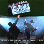 CD BLUES BROTHERS - Original London Cast 1991
