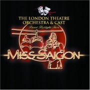 CD MISS SAIGON - Studio Cast 2002