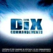 CD DIX COMMANDEMENTS, LES - Original Paris Cast 2000