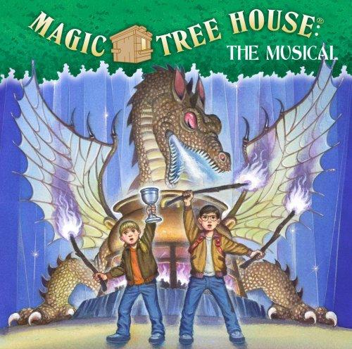 CD MAGIC TREE HOUSE