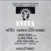 CD EVITA - Original London Cast 1978