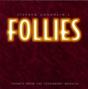CD FOLLIES - Studio Cast 1997