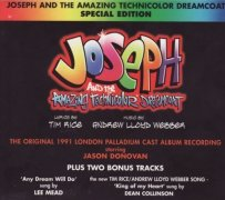 CD JOSEPH AND THE AMAZING TECHNICOLOR DREAMCOAT - London Revival Cast 1991/2007