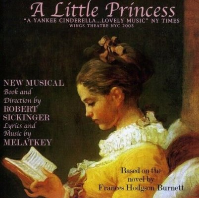 CD A LITTLE PRINCESS - Studio Cast 2003, EUR 20,95 ...