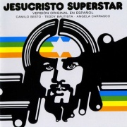 CD JESUS CHRIST SUPERSTAR - Original Spanien Cast 1975