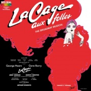 CD CAGE AUX FOLLES, LA - Original Broadway Cast 1983