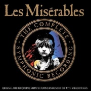 CD MISERABLES, LES - Complete Symphonic Recording, Studio Cast 1988