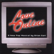CD LOVE ONLINE - Studio Cast 1997