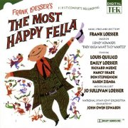 CD MOST HAPPY FELLA, THE - Studio Cast 2000