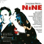 CD NINE - Original London Concert Cast 1992