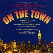 CD ON THE TOWN - Studio Cast 1995