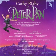 CD PETER PAN - Studio Cast 1997