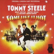 CD SOME LIKE IT HOT - Original London Cast 1992