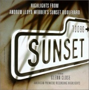 CD SUNSET BOULEVARD - Original Los Angeles Cast 1994