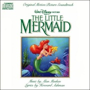 CD LITTLE MERMAID, THE - Original Filmsoundtrack 1989