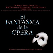 CD PHANTOM OF THE OPERA, THE - Original Mexico Cast 2000