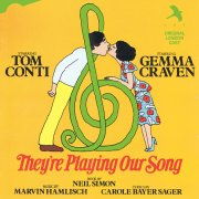 CD THEY\'RE PLAYING OUR SONG - Original London Cast 1980