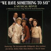 CD WE HAVE SOMETHING TO SAY - Original Cast