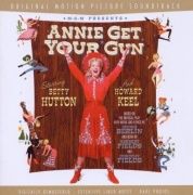 CD ANNIE GET YOUR GUN - Original Motion Picture Soundtrack 1950