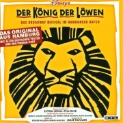 CD LION KING, THE \(DER K�NIG DER L�WEN\) - Original Hamburg Cast 2002