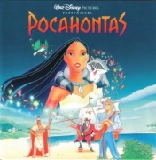 CD POCAHONTAS - Original Filmsoundtrack 1995