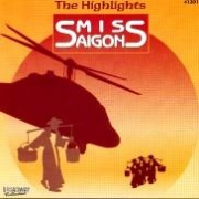 CD MISS SAIGON - Studio Cast 1997