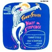 CD HALF A SIXPENCE - Original Broadway Cast 1965