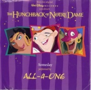 CD HUNCHBACK OF NOTRE DAME - Original Filmsoundtrack 1996
