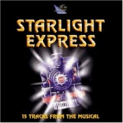 CD STARLIGHT EXPRESS - Studio Cast 1998