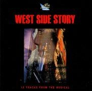 CD WEST SIDE STORY - Studio Cast 1999
