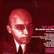 CD KURT WEILL - Original Filmsoundtrack 2001