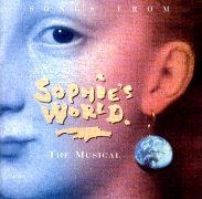 CD SOPHIE\'S WORLD - Original Studio Cast 1998