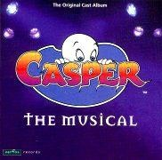 CD CASPER - Original London Cast 1999