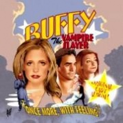 CD BUFFY THE VAMPIRE SLAYER: ONCE MORE WITH FEELING - Original Filmsoundtrack 2001