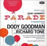 CD PARADE - Original Broadway Cast 1961