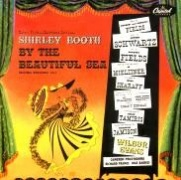 CD BY THE BEAUTIFUL SEA - Original Broadway Cast 1954