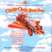 CD CHITTY CHITTY BANG BANG - Original Filmsoundtrack 1968