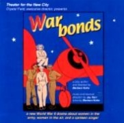 CD WAR BONDS - Original New York Cast 2002