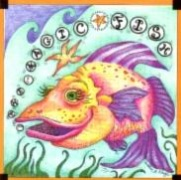CD MAGIC FISH, THE - Original Amerika Cast 2000