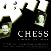 CD CHESS - Original Denmark Cast 2001