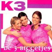 CD DE 3 BIGGETJES -  Original Belgien Cast 2003