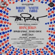 CD MISTER PRESIDENT - Original Broadway Cast 1962