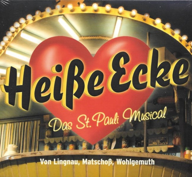 cd heisse ecke das st pauli musical original hamburg cast 2004 eur 16 95 musical. Black Bedroom Furniture Sets. Home Design Ideas