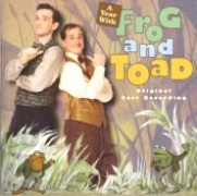 CD YEAR WITH FROG AND TOAD, A - Original Minneapolis Cast 2003